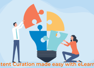 Content Curation made easy with eLearning